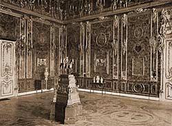 Янтарная комната в Большом Царскосельском дворце